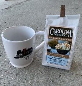 COCONUT CARAMEL CREAM HALF LB COFFEE