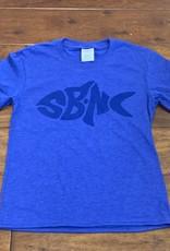 sbncfish SBNC FISH BLUE INK PC KIDS TEE
