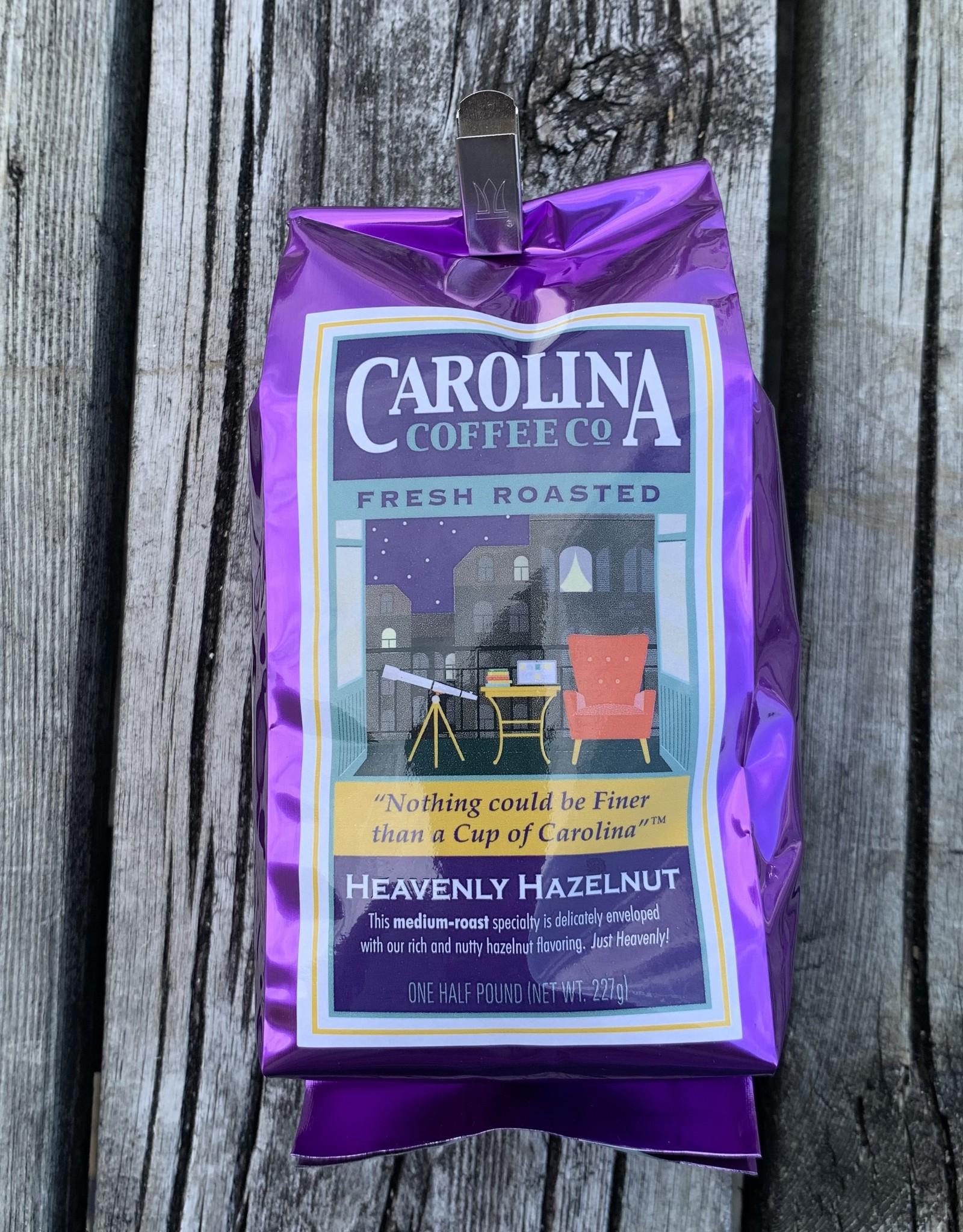 HEAVENLY HAZELNUT HALF LB COFFEE