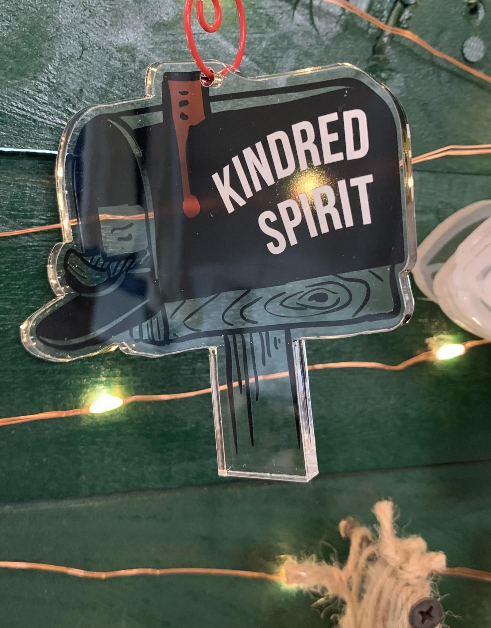 KINDRED SPIRIT KINDRED SPIRIT ACRYLIC ORNAMENT