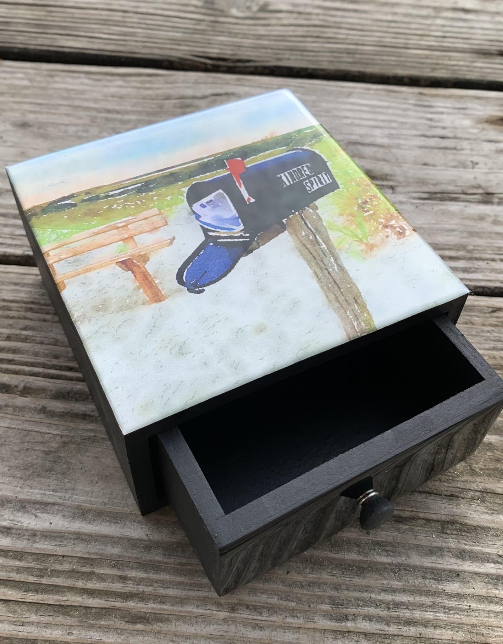 BOUTIQUE BOX KINDRED SPIRIT WATERCOLOR