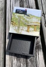BOUTIQUE BOX KINDRED SPIRIT PENCIL ART