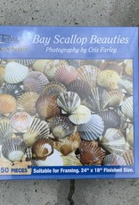 BAY SCALLOP BEAUTIES PUZZLE 550PCS