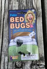 FAKE BED BUGS