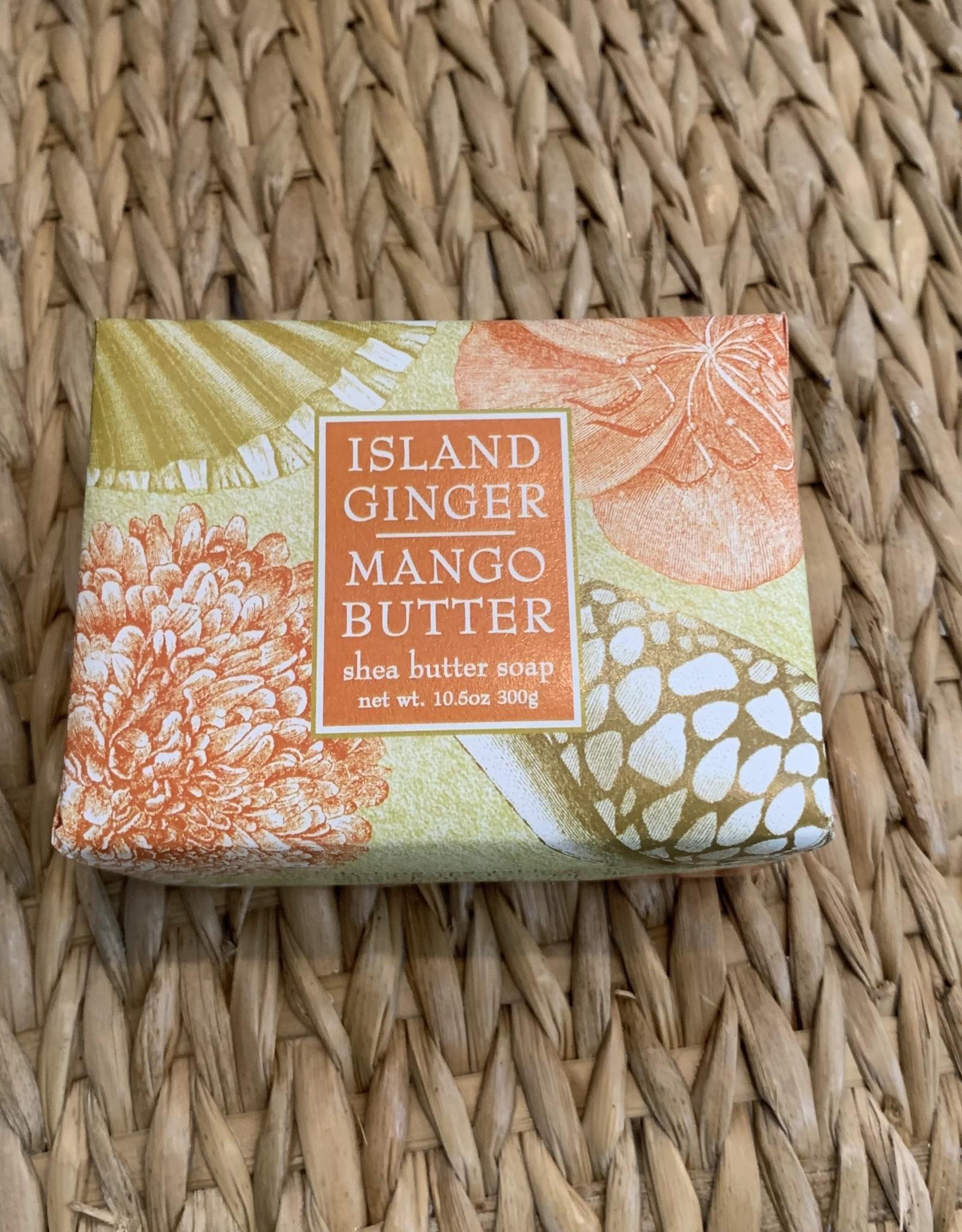 BLOCK ISLAND GINGER MANGO BUTTER SOAP