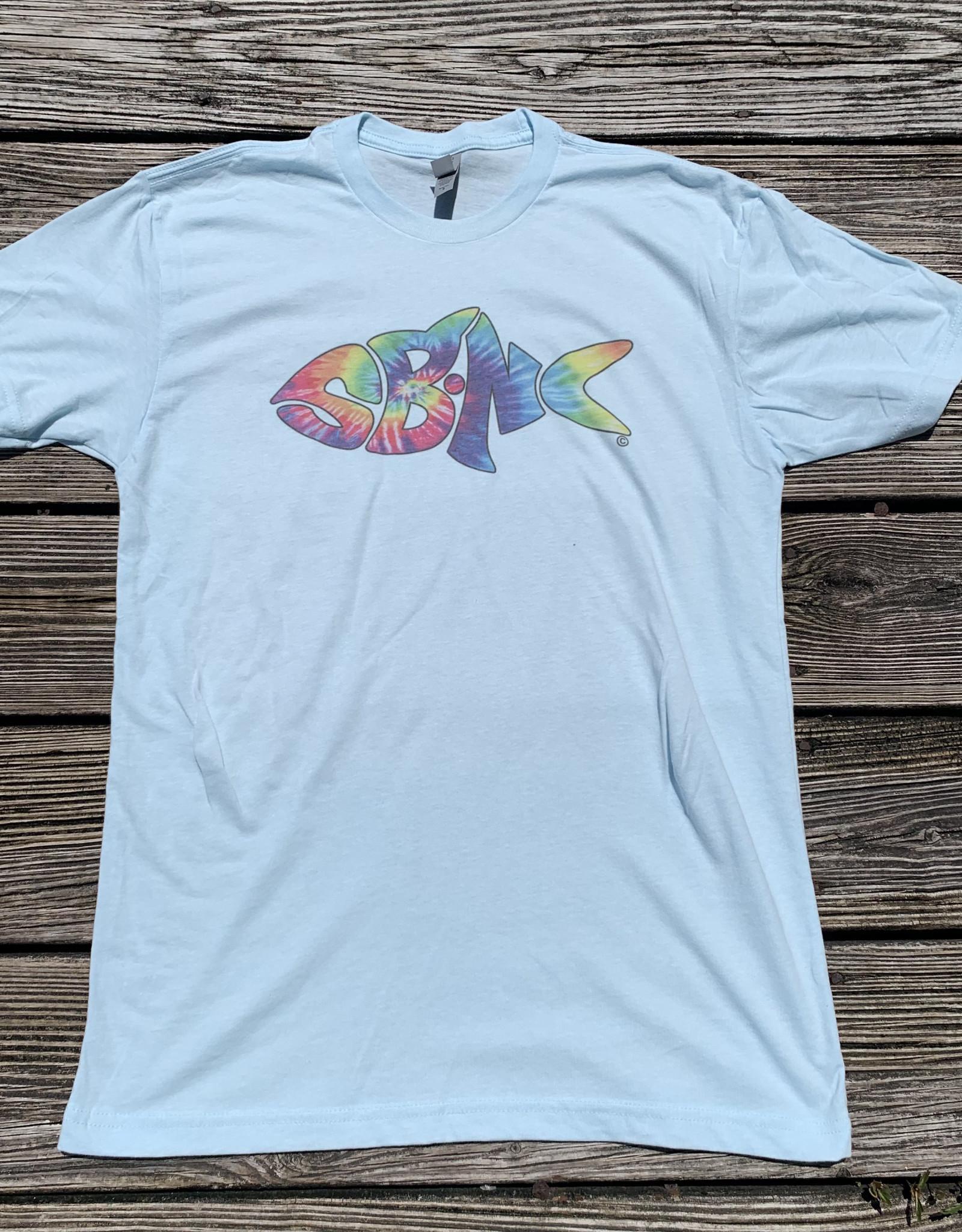 sbncfish SBNC FISH TIEDYE SUBLIMATION TEE