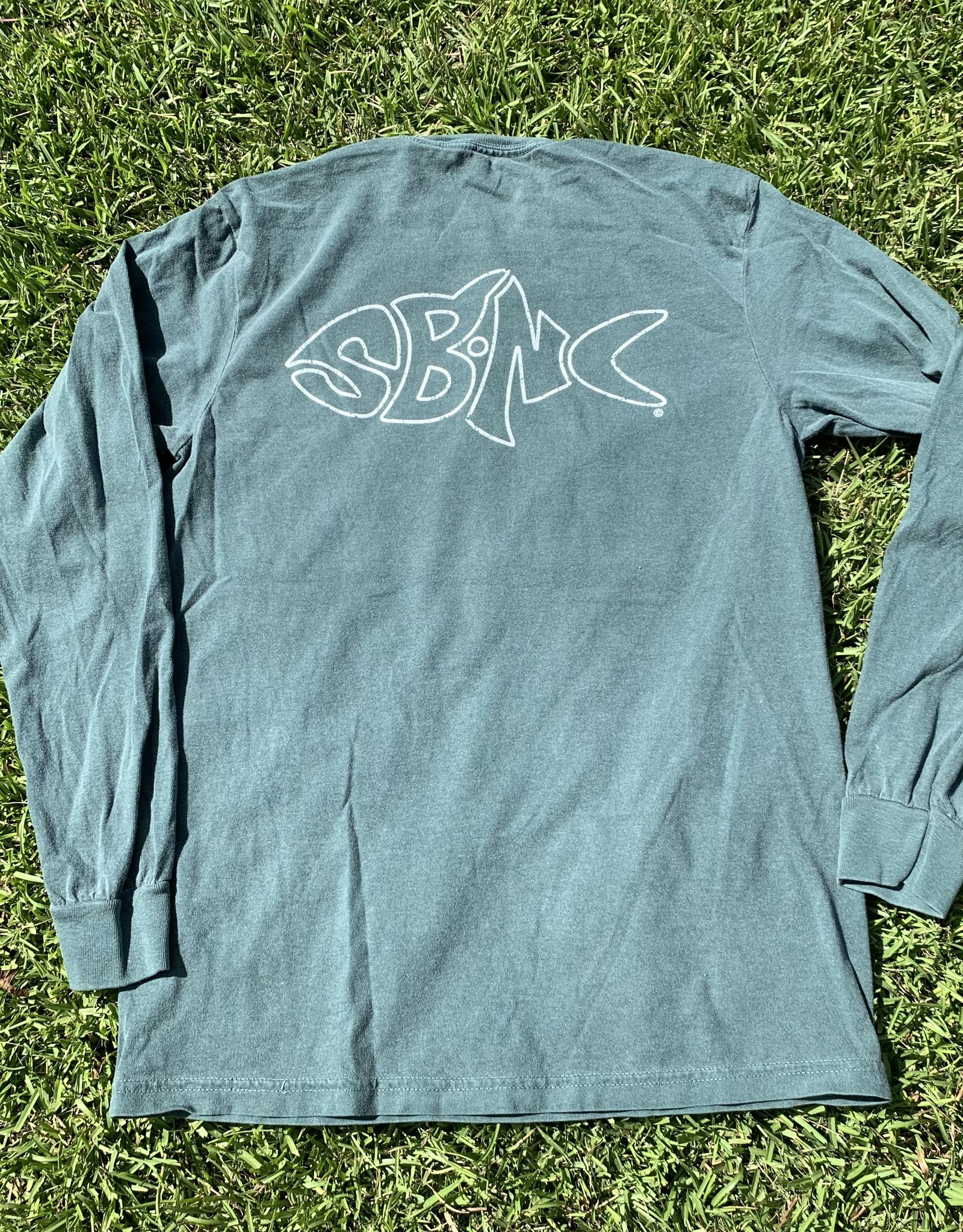 sbncfish SBNC FISH OUTLINE CC LS