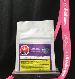 Affirma Affirma - THC Gummy Grape Hybrid 3.2g (1pc)