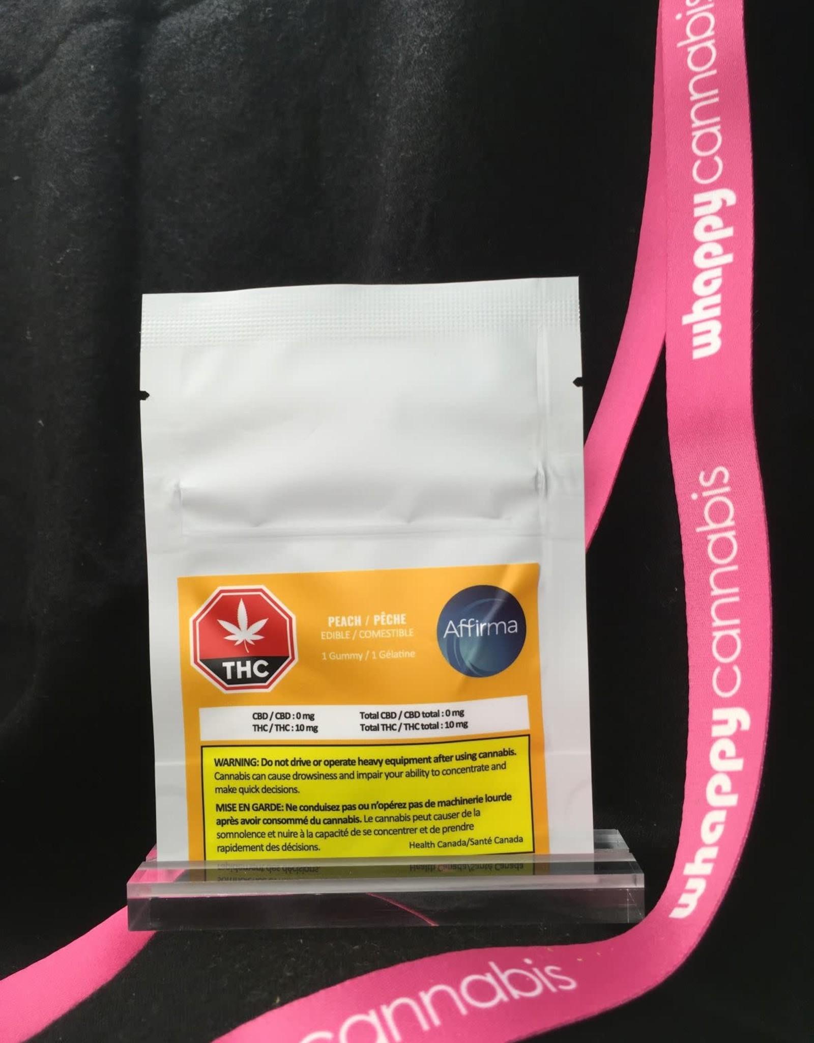 Affirma Affirma - Gummy Peach Hybrid 3.2g (1pc)