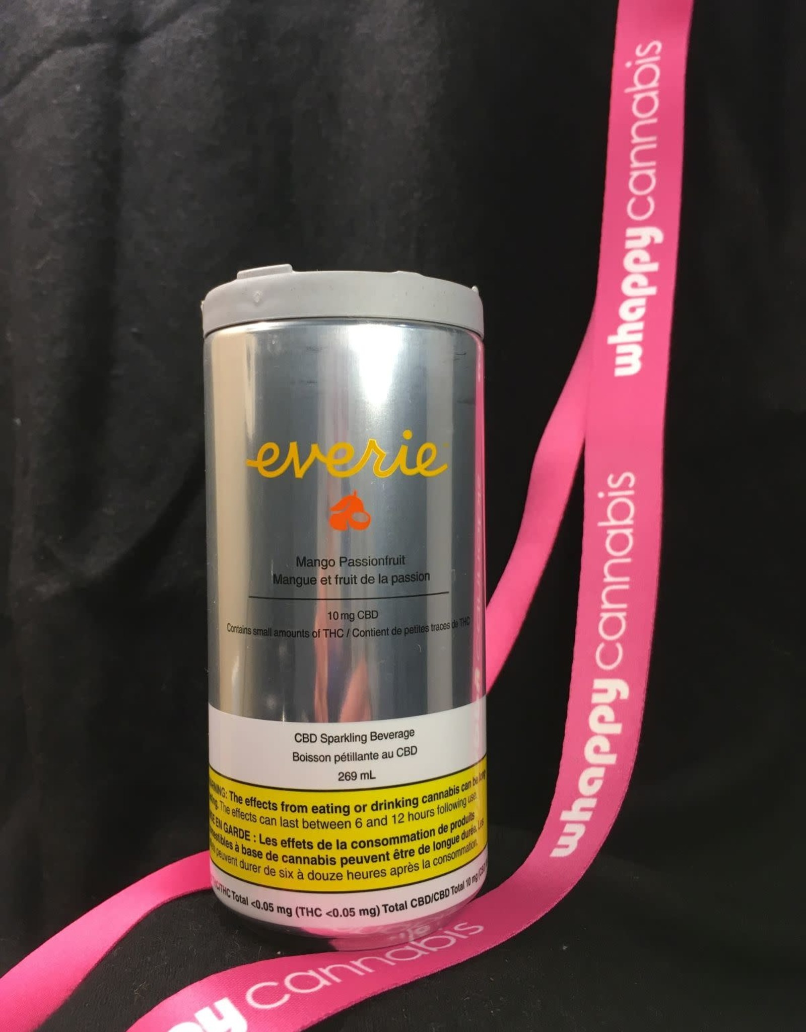 Everie Everie - CBD Mango Passionfruit Sparkling Water Blend 269ml