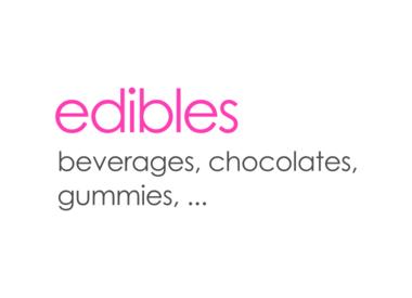 Edibles & Beverages