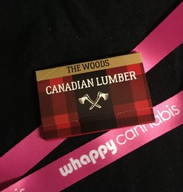Canadian Lumber Canadian Lumber - Woods Pure Wood Rolling Papers