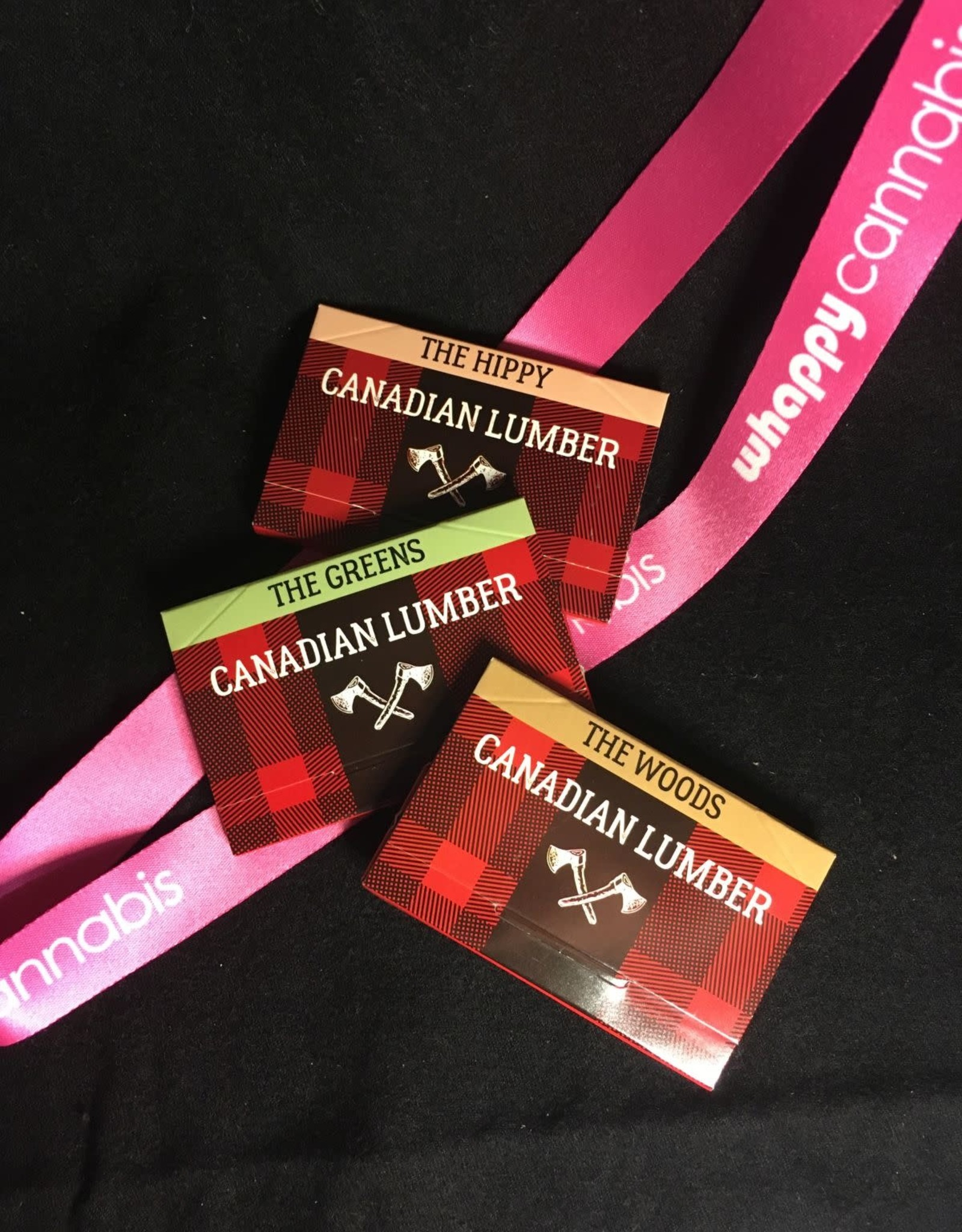 Canadian Lumber Canadian Lumber - Pure Woods Rolling Papers & Tips