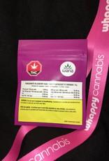 Wana Wana - CBD 5 to 1 POM Blueberry Acai Soft Chew Blend 9g (2pc)