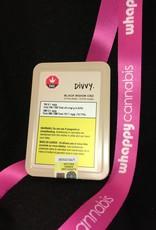 Divvy Divvy - Black Widow CBD Hybrid Pre-Roll (12pc x 0.35g)