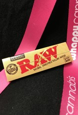 RAW RAW - Classic 1.25 Size Rolling Papers No Tips