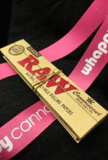 RAW RAW - Classic Kingsize Slim Rolling Papers With Tips