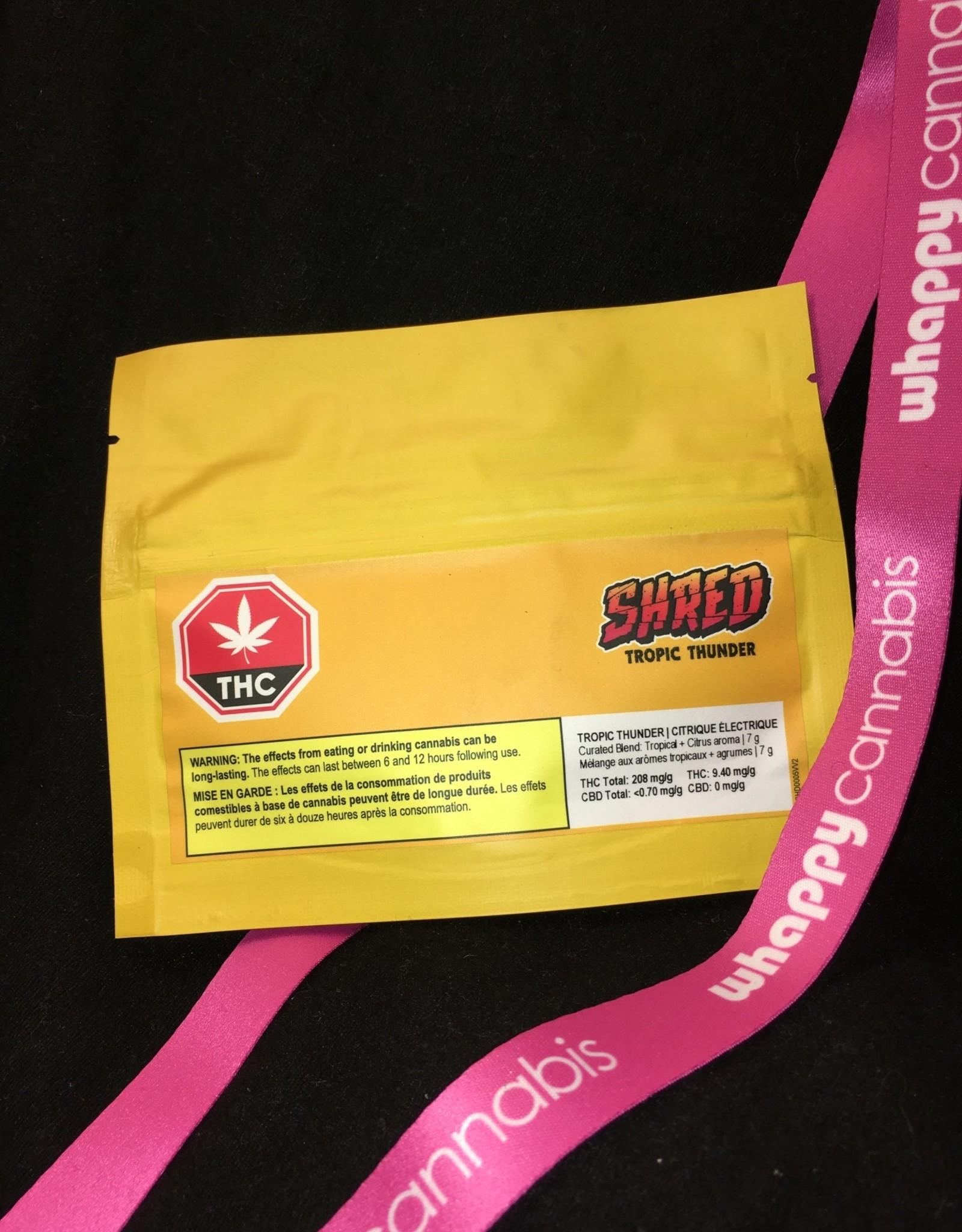 Shred Shred - Tropic Thunder Hybrid 7g