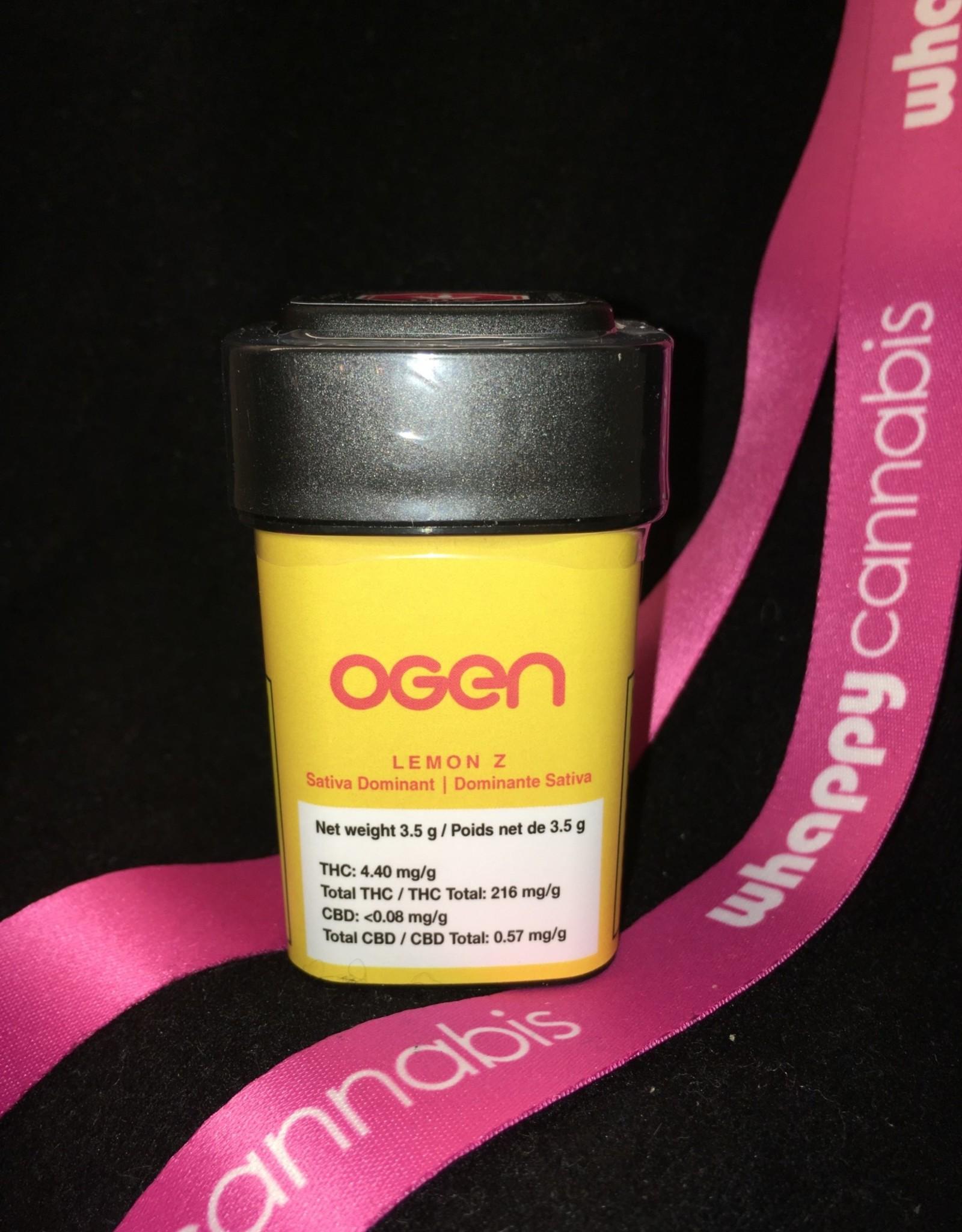 OGEN OGEN - Lemon Z Sativa 3.5g