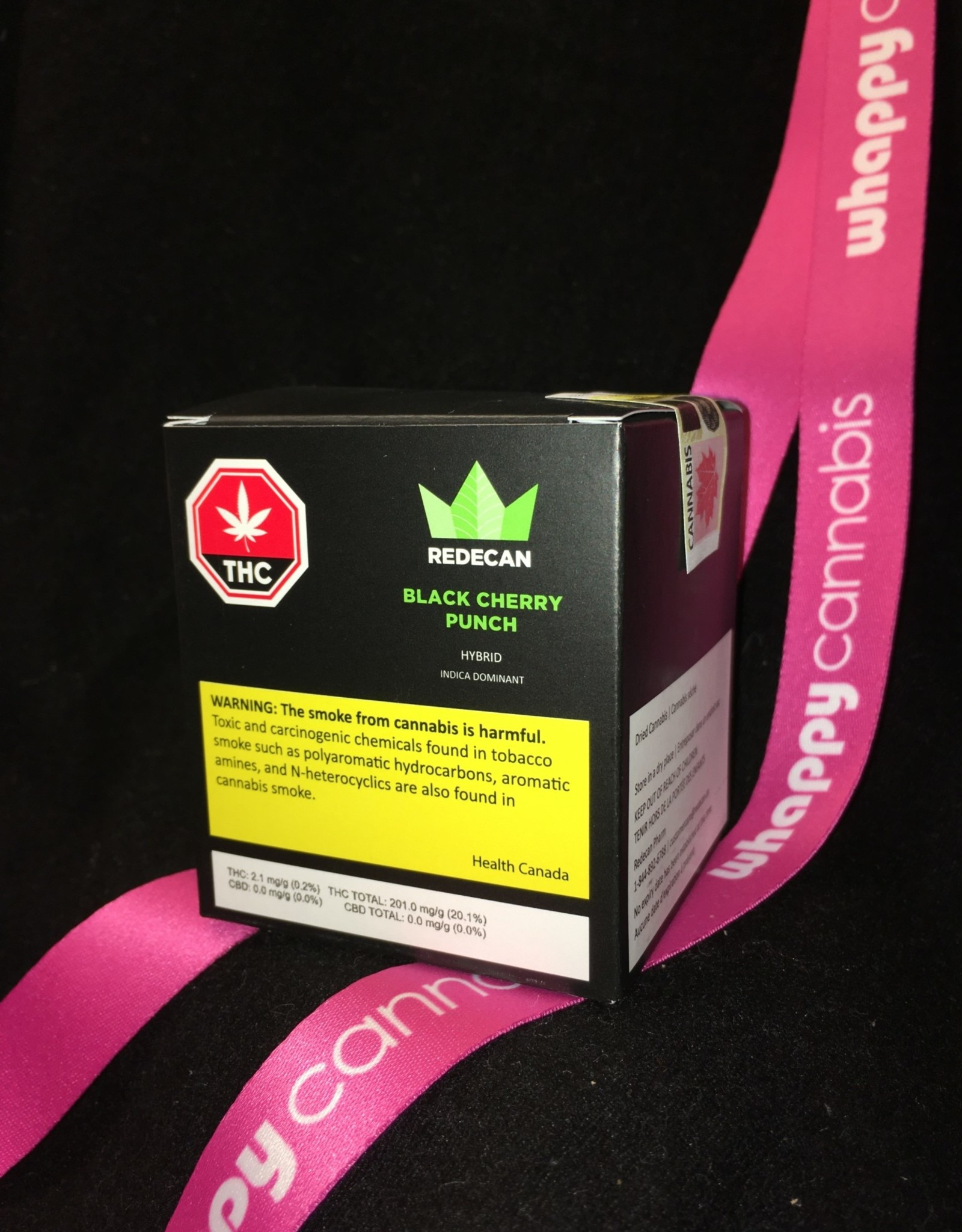 Redecan Redecan - Black Cherry Punch Indica 1g