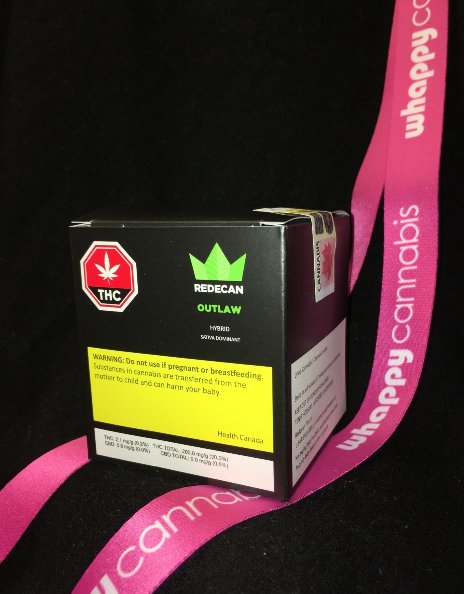 Redecan Redecan - Outlaw Sativa 1g