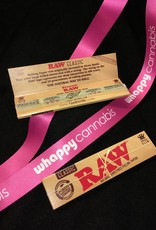 RAW RAW - Classic Kingsize Slim Rolling Papers No Tips