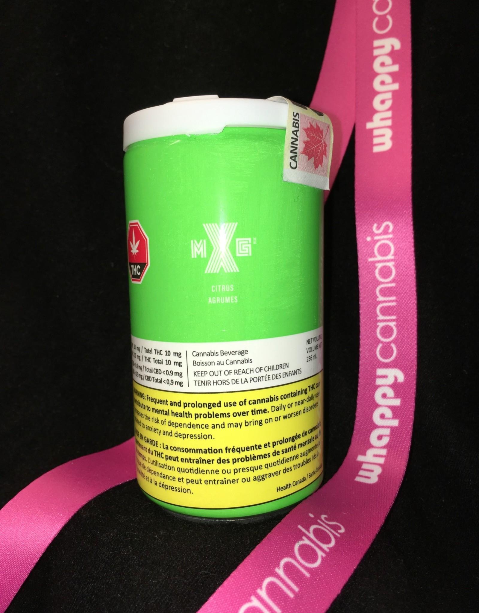 XMG XMG - THC Citrus Blend 236ml