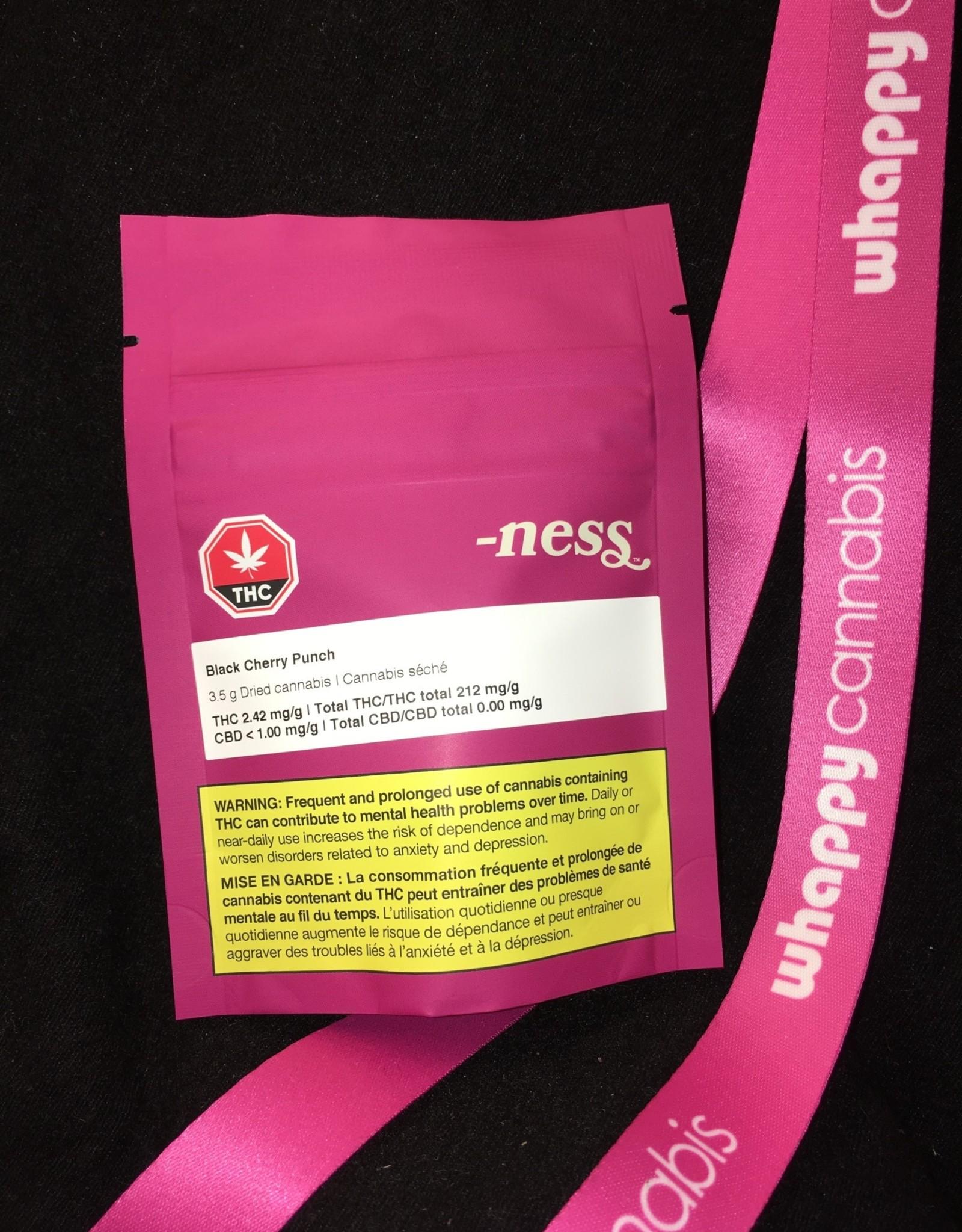 Ness Ness - Black Cherry Punch Indica 3.5g