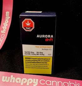 Aurora Drift Aurora Drift - THC Citrus Shot Hybrid 45ml
