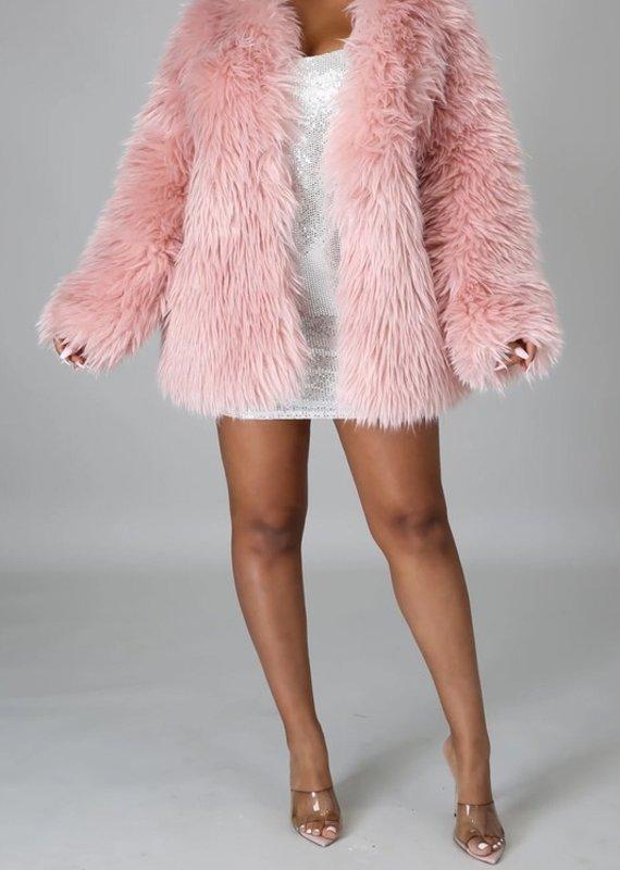 Ivory Sheep Siren's Blush