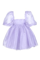 Selkie The Lilac Puff Dress (Ships End Of March)