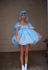 Selkie Head In The Clouds Puff Dress (Ships In May)