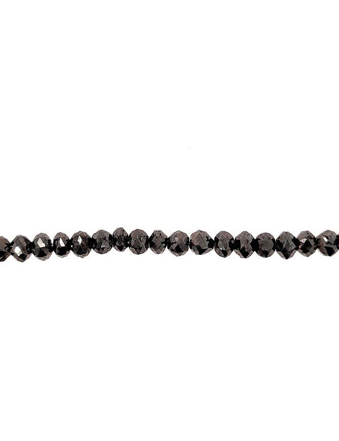Black diamond (68.9 ctw) bracelet