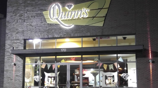 Quinn's Goldsmith - Woodbridge