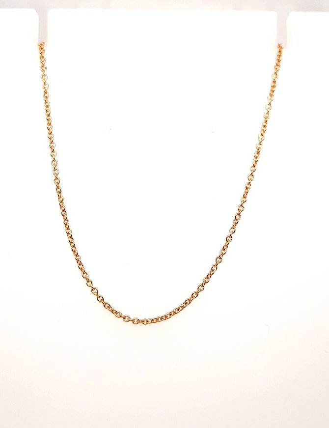 Chain 18 kt Yellow Gold 3.5g