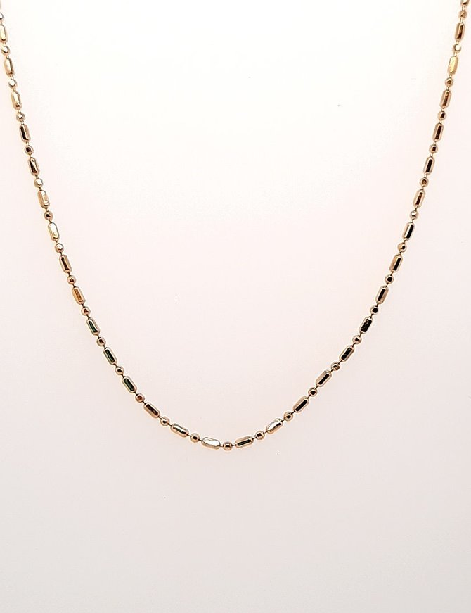 Chain 14 kt Yellow Gold 1.9g