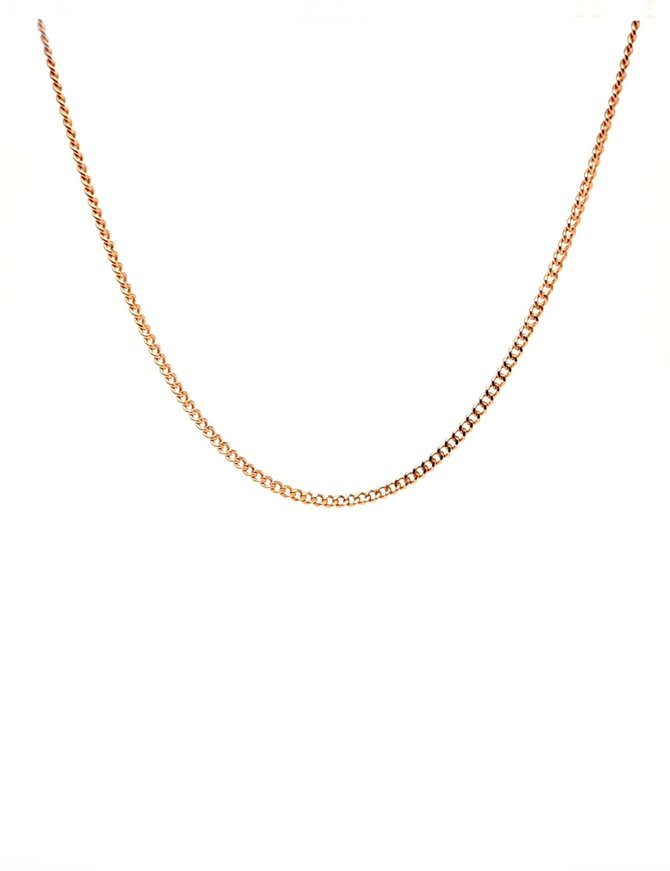 Necklace 14 kt Yellow Gold 3.5g