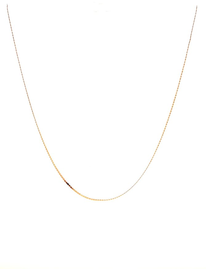 Chain 14 kt Yellow Gold 7g