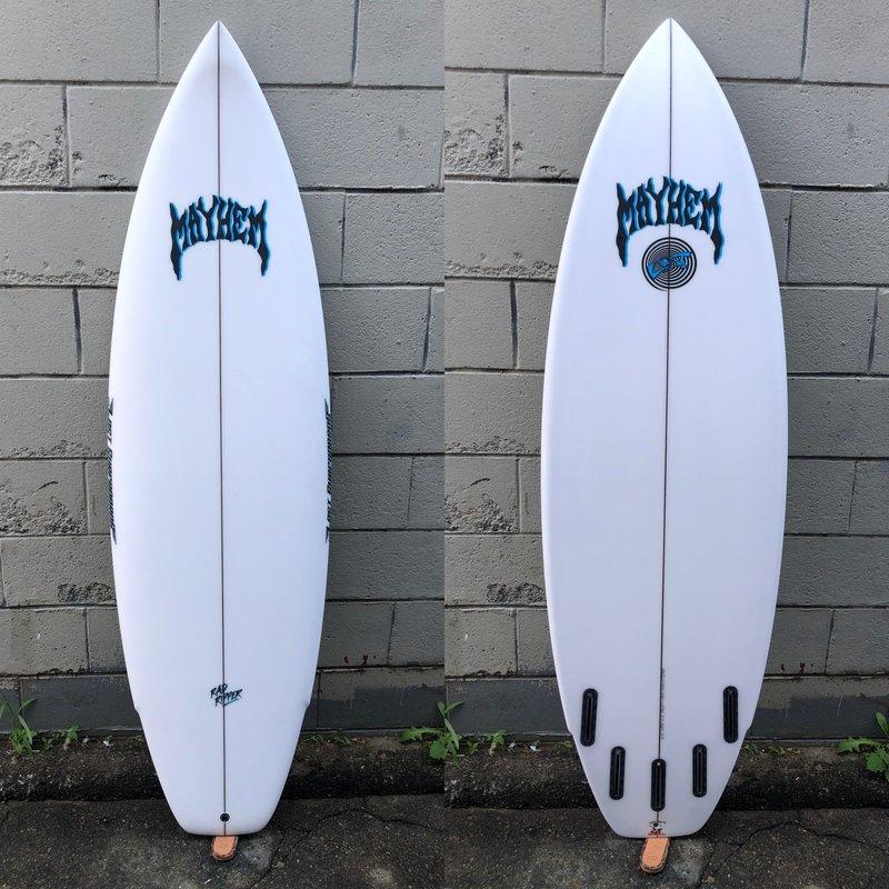 "...Lost Surfboards 6'0"" Lost Rad Ripper"