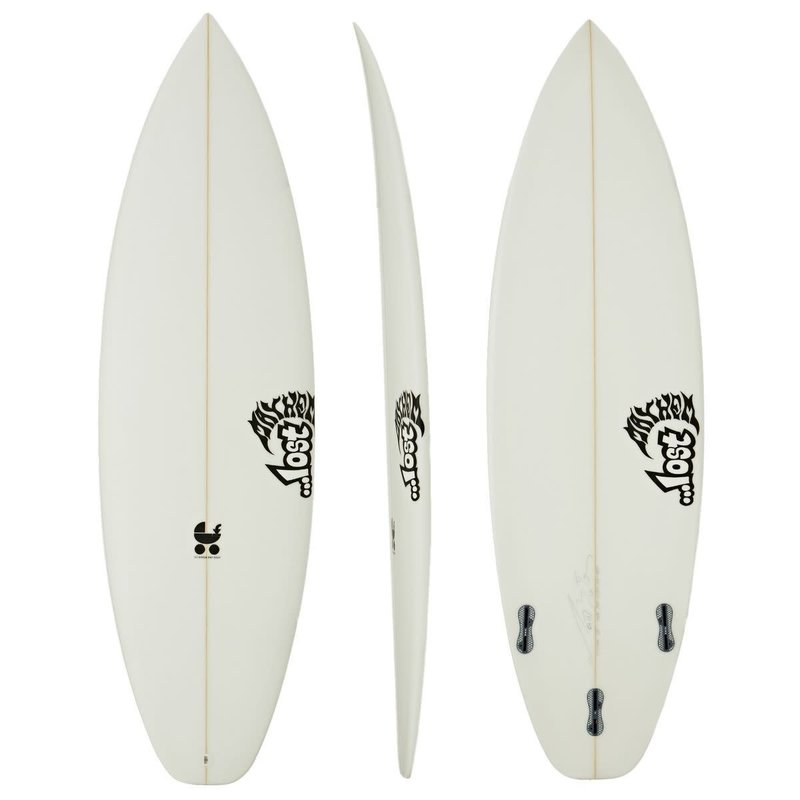 """...Lost Surfboards 5'10"""" Lost Baby Buggy"""