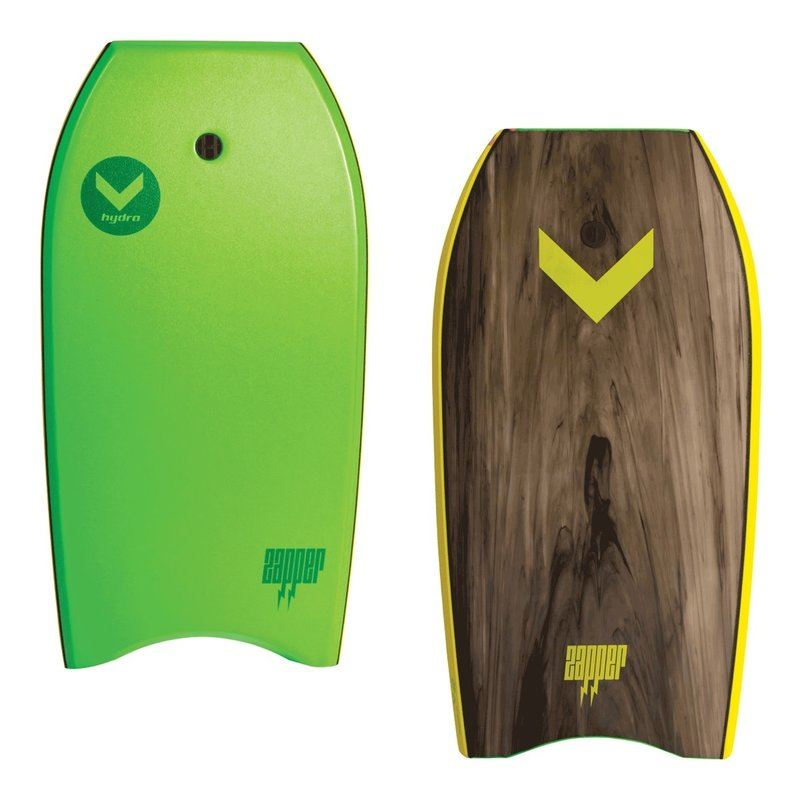 "Hydro Bodyboards Hydro Zapper 42"" Bodyboard Green"