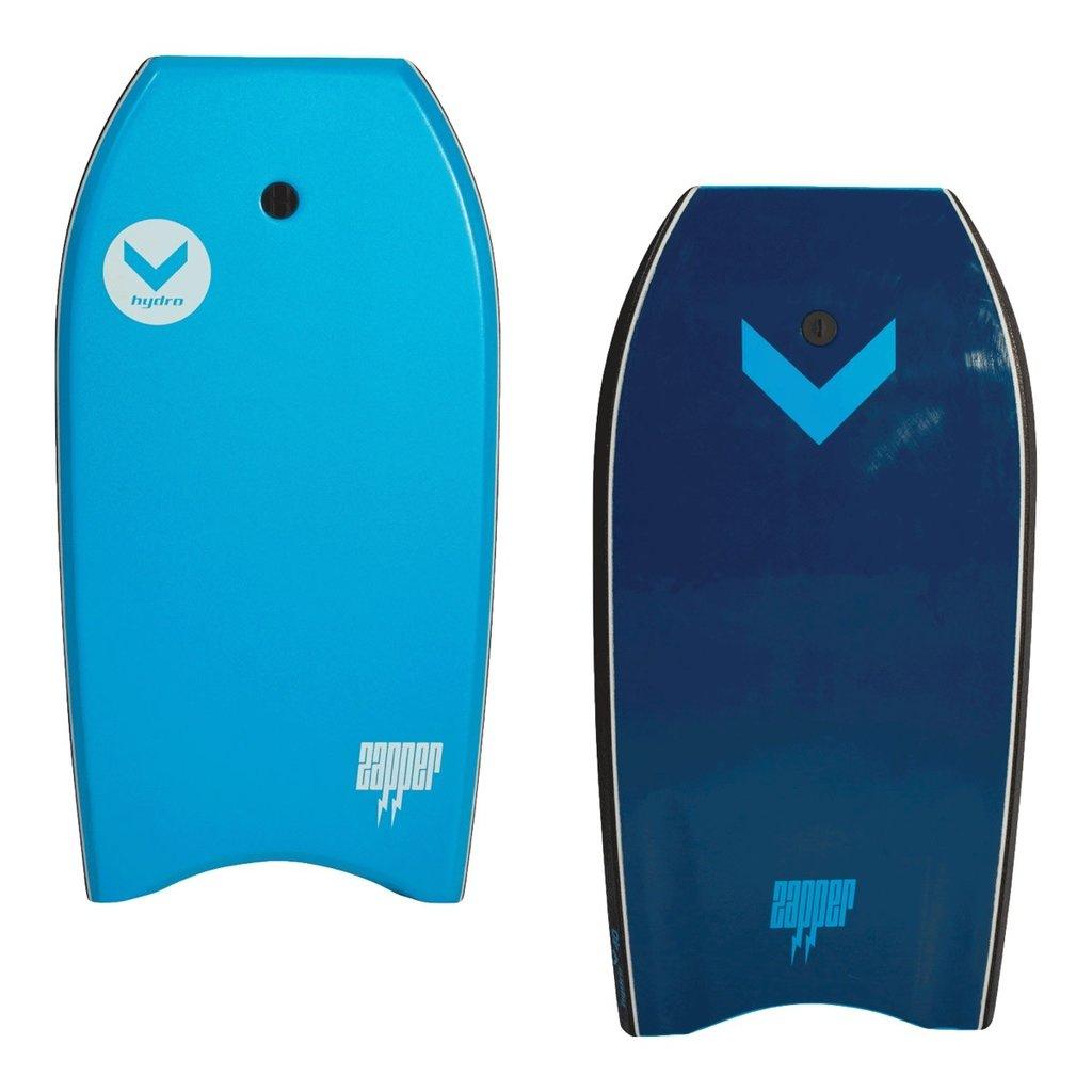 "Hydro Bodyboards Hydro Zapper 45"" Bodyboard Aqua"