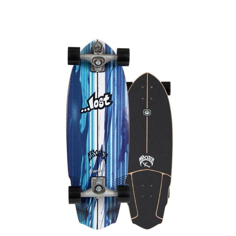 """Carver Lost x Carver 30"""" V3 Rocket Surfskate Complete"""