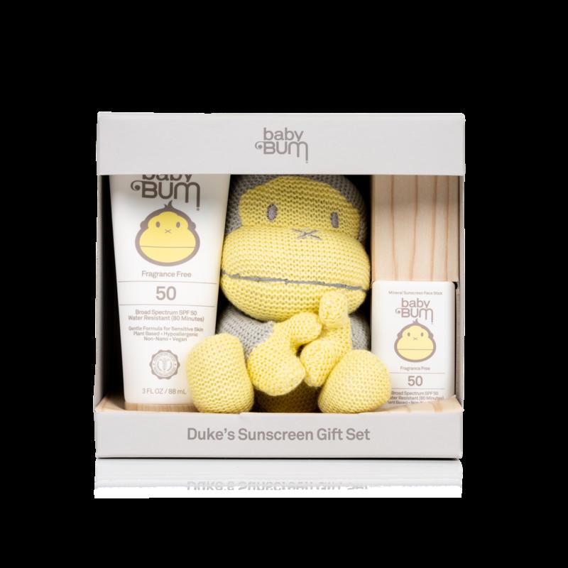 Sun Bum Baby Bum Duke's Sunscreen Gift Set