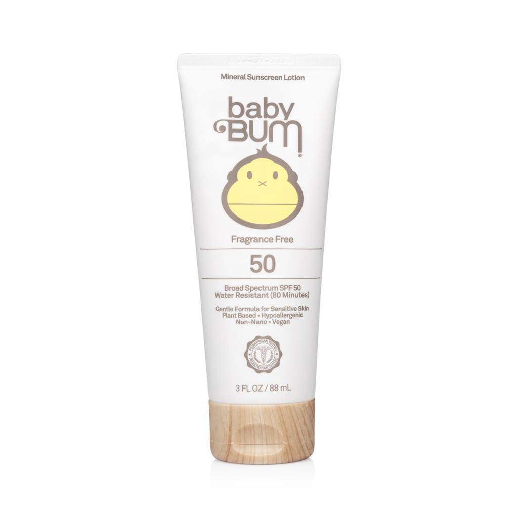 Sun Bum Baby Bum Shorty SPF 50 Mineral Lotion