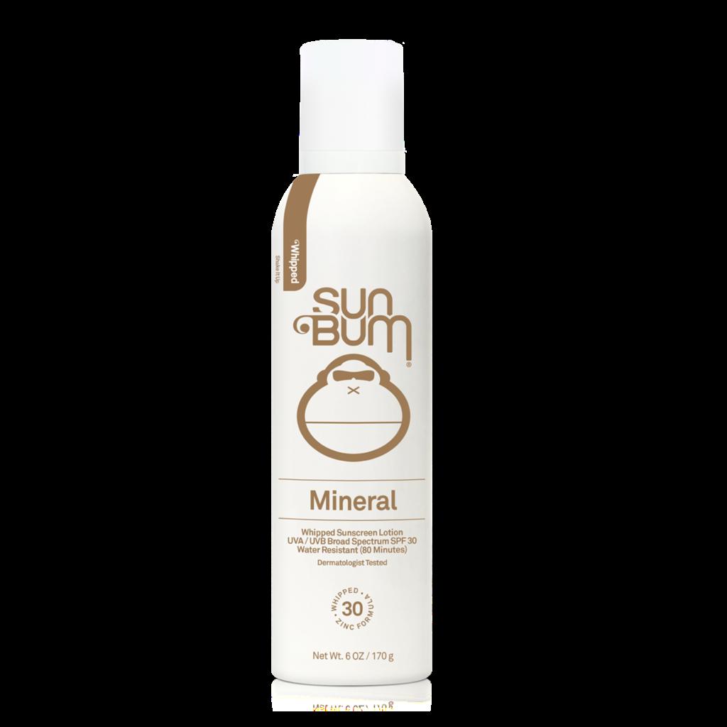 Sun Bum Sun Bum SPF 30 Mineral Whipped Sunscreen Lotion