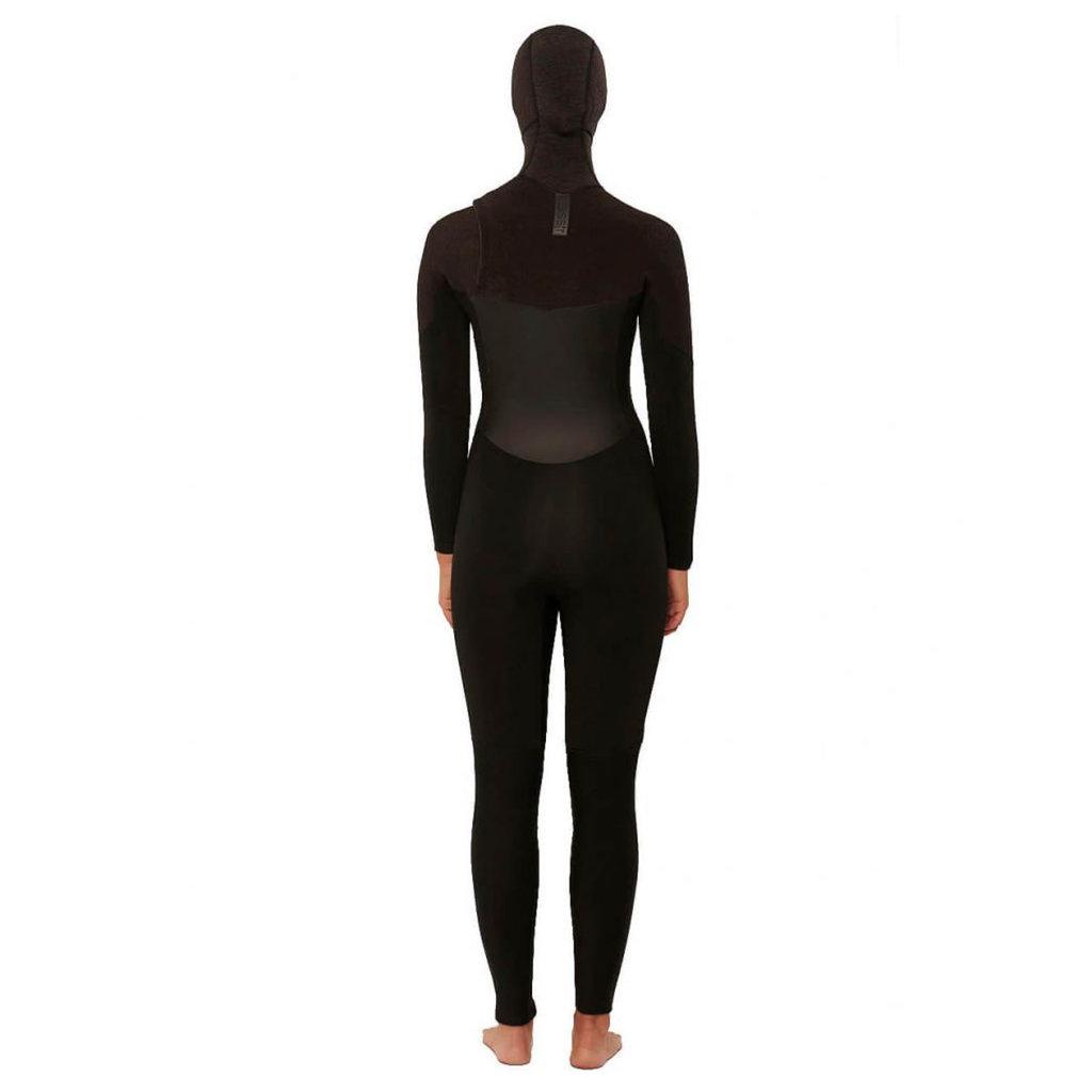 sisstrevolution Sisstrevolution 7 Seas 5/4 Hooded Chest Zip Full Suit
