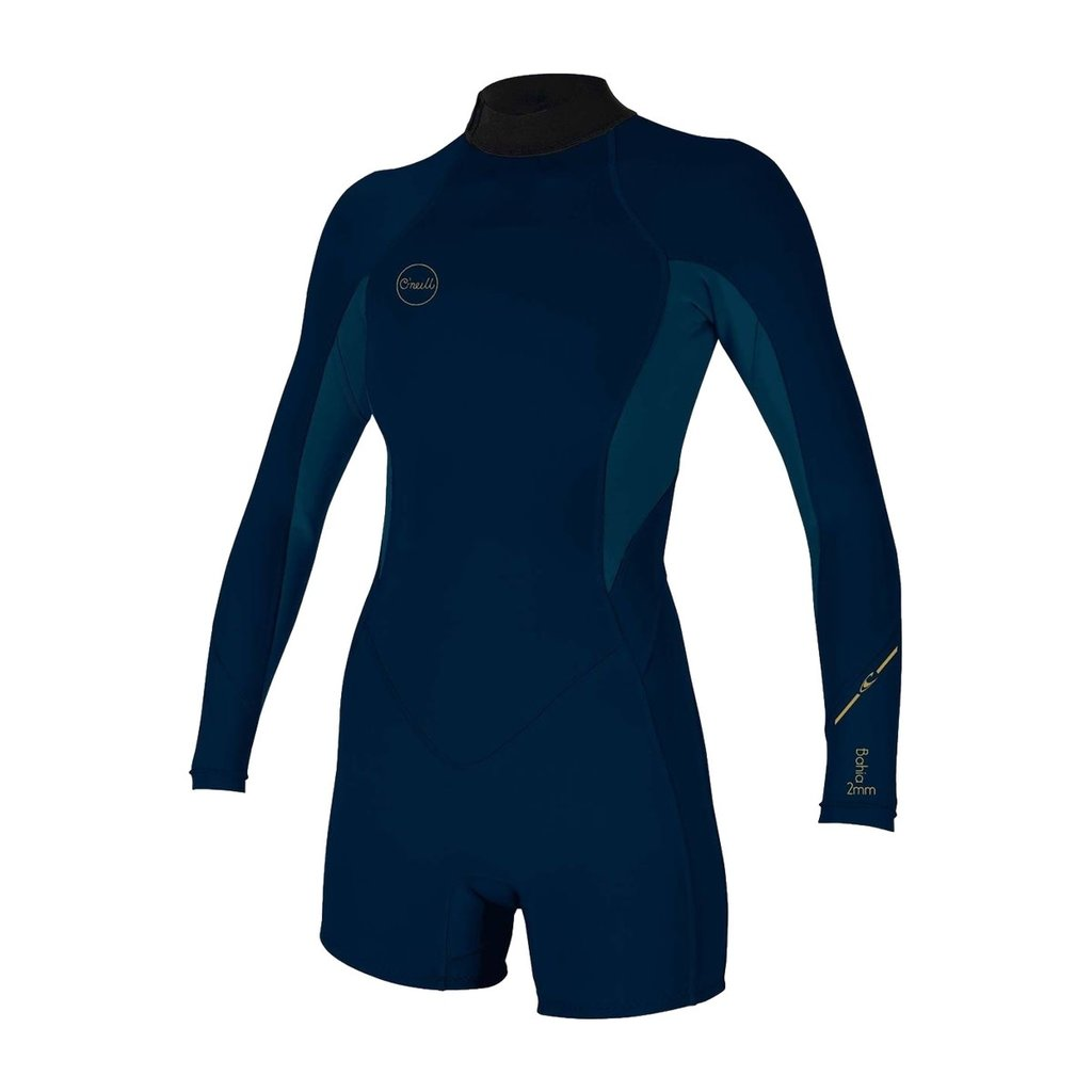 O'Neill O'Neill Women's Bahia 2/1mm Back Zip L/S Spring Suit