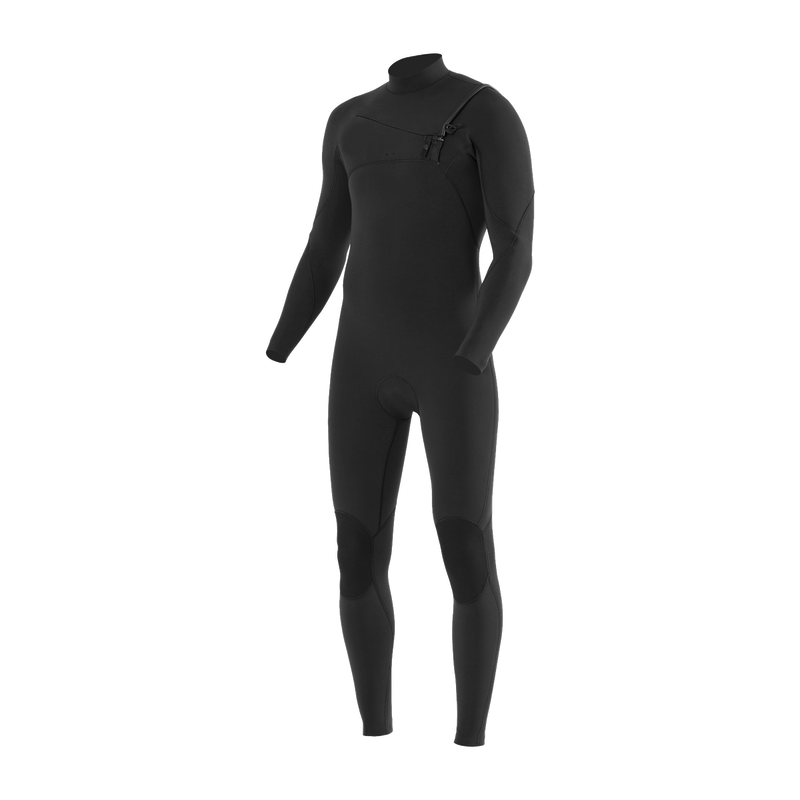 Vissla Vissla 7 Seas 4/3mm Chest Zip Fullsuit Covert (No Logos)