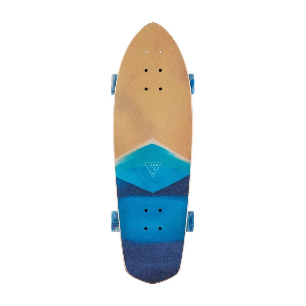 Landyachtz Landyachtz Pocket Knife Watercolor Surfskate Complete